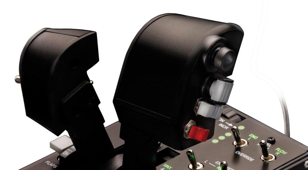 joystick thrustmaster warthog