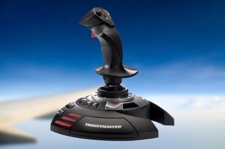 Thrustmaster T.Flight Stick X joystick