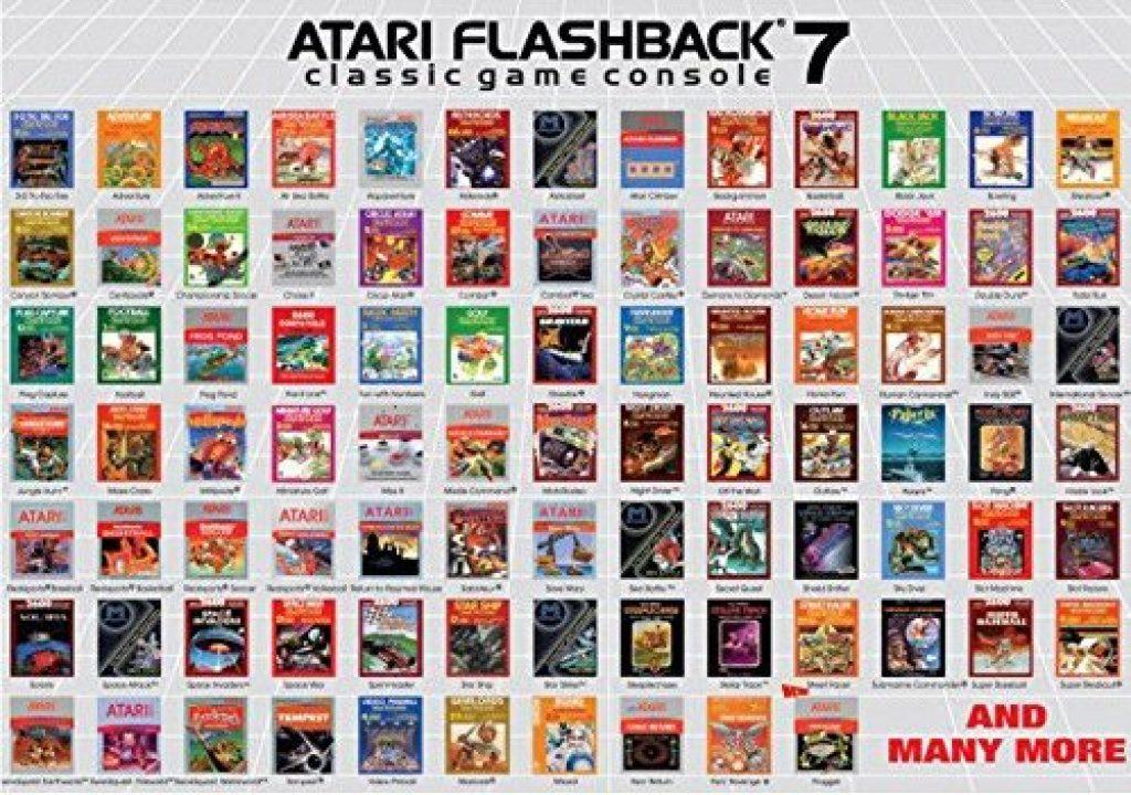 Console rétro grand choix de jeux