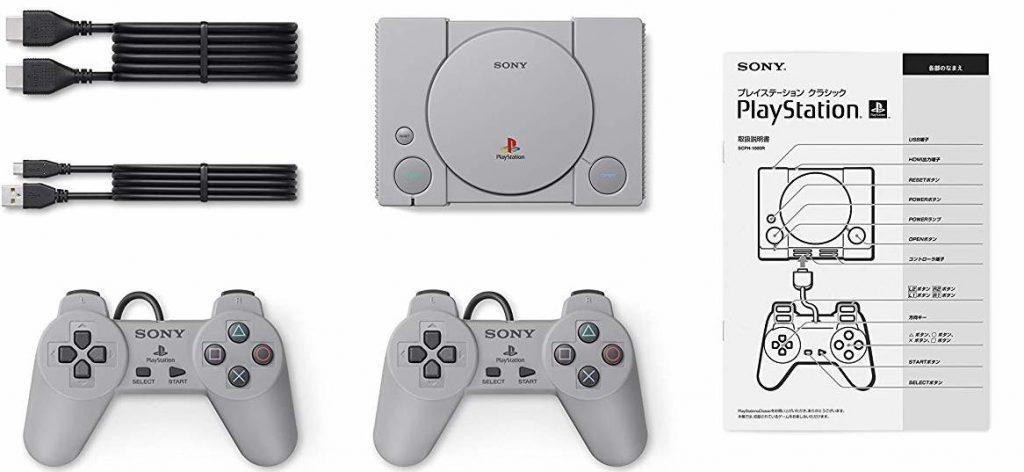 Test avis Playstation Classic complète