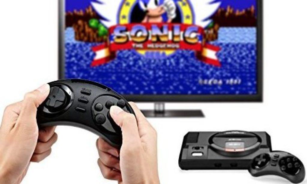 Découvrez 85 jeux Megadrive HD