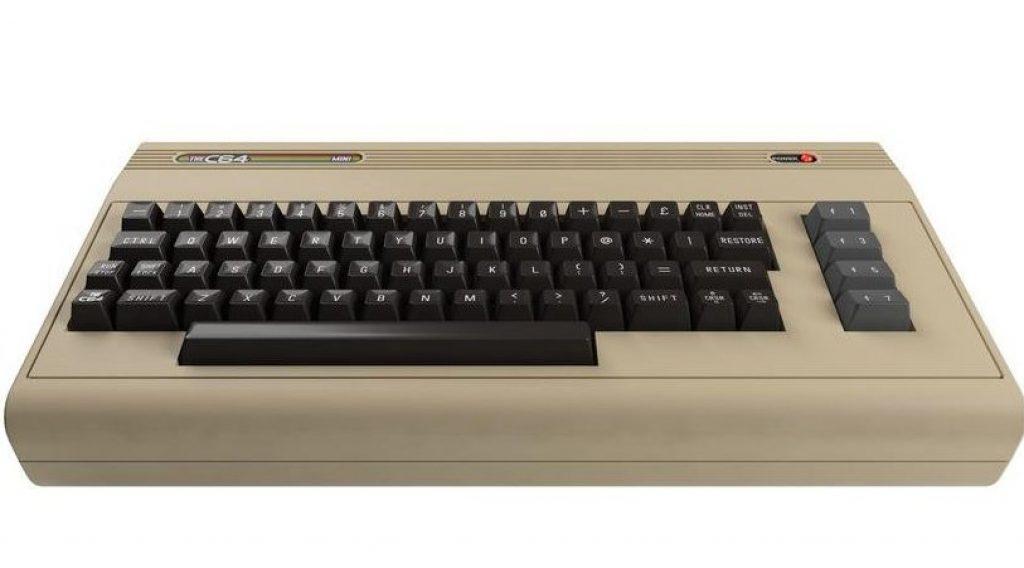 Test avis micro-ordinateur C64 Mini