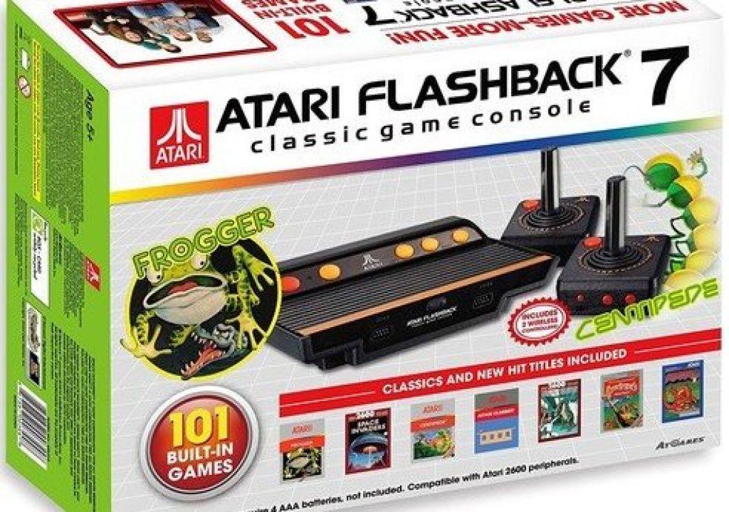 Console Atari test avis