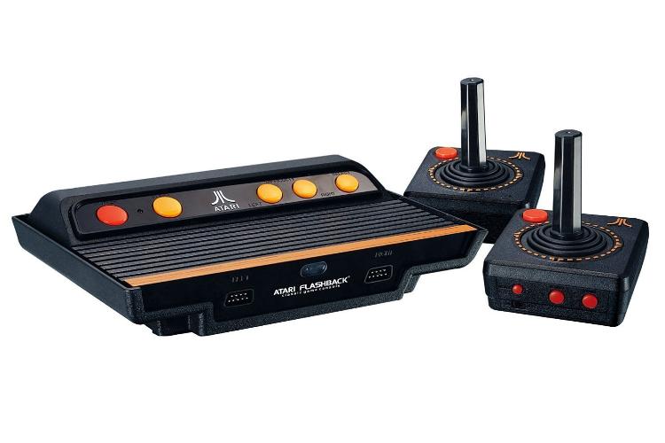 Avis et test console vintage : ATARI Flashback 7