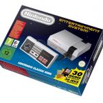 Avis et Test NES Classic Mini : comparatif console rétro