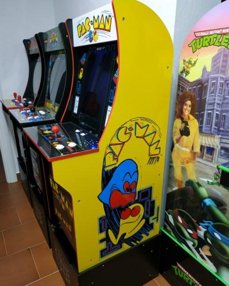 arcade 1 up pac man pas cher test
