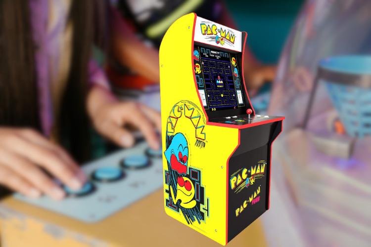arcade 1 up pacman