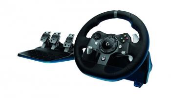 Logitech G920 Driving Force : Notre avis sur l'un des meilleurs volants pour Xbox One