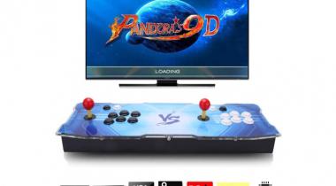 Pandora Box 9D Avis et Test : Mieux qu'une borne arcade ?